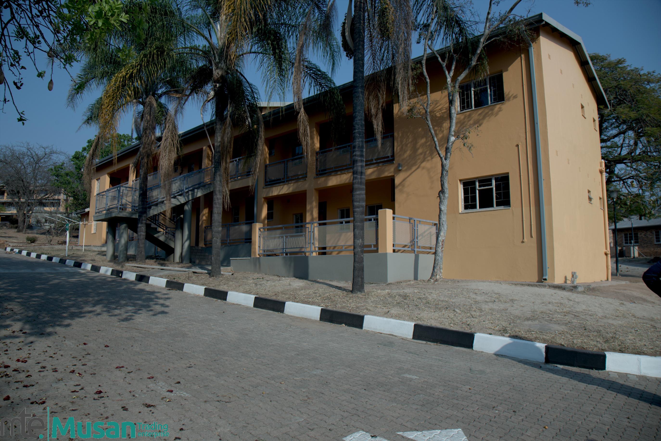 Nelspruit Military Base Project Musan Trading Enteprise